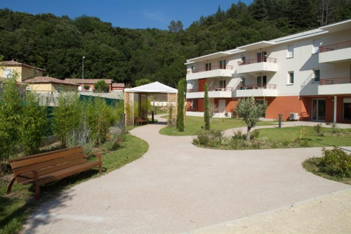 Location - Appartement 2 pièces - 41 m2 - Lamalou les Bains - Photo