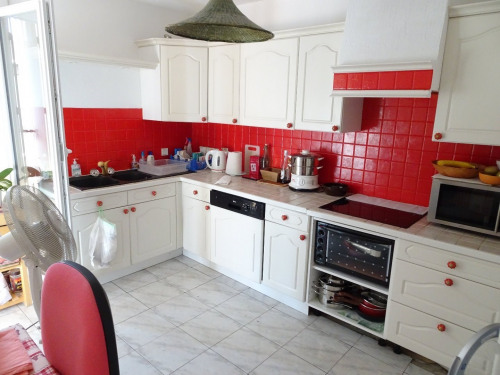 Sale - Apartment 4 rooms - 80 m2 - Narbonne - Photo