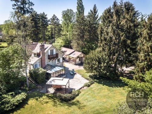Venta  - propiedad 8 habitaciones - 205 m2 - Poigny la Forêt - Photo