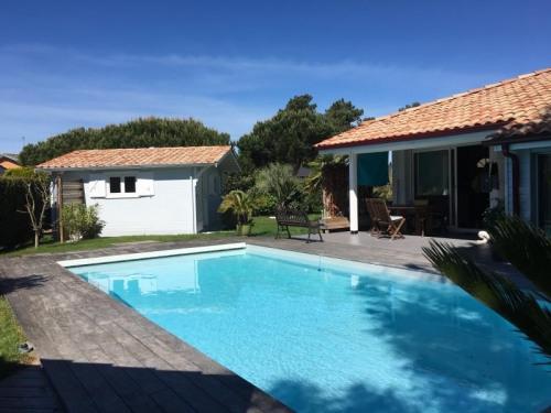 Verkauf von Luxusobjekt - Haus 5 Zimmer - 140 m2 - Arès - Photo