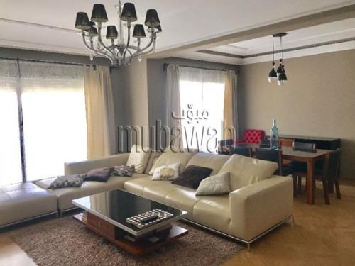 Location - Appartement 2 pièces - 130 m2 - Casablanca - Photo