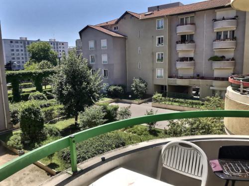 Vente - Appartement 3 pièces - 68 m2 - Lyon 3ème - Photo
