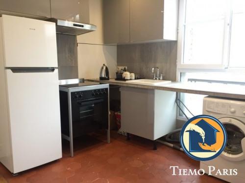 Location - Appartement 2 pièces - 45 m2 - Paris 11ème - Photo