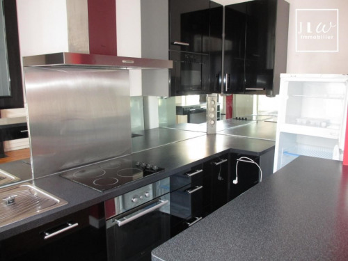 Location - Duplex 3 pièces - 80,82 m2 - Lille - Photo