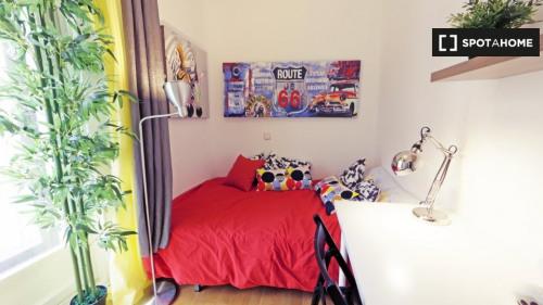 Rental - Apartment 8 rooms - Stadtzentrum Madrid - Photo