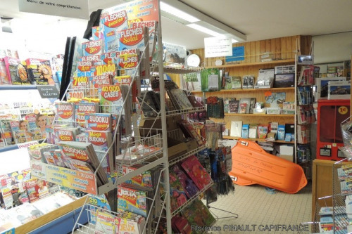 Venta de fondos de comercio - Tienda 2 habitaciones - 70 m2 - Saint Lary Soulan - Photo