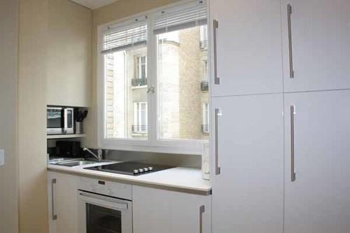 Rental apartment Paris 16ème 1410€ CC - Picture 2