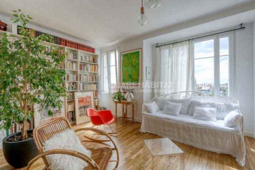 Vente - Appartement 3 pièces - 73,1 m2 - Tours - Photo