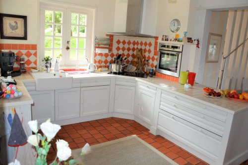 Deluxe sale - Property 6 rooms - 240 m2 - Houlgate - Photo