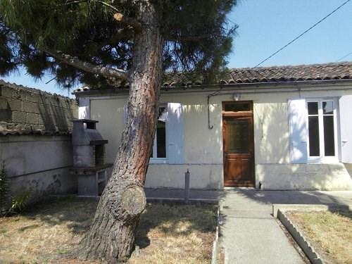 Rental house / villa Cognac 499€ CC - Picture 1