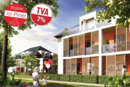 New home sale - Programme - Troyes - Photo