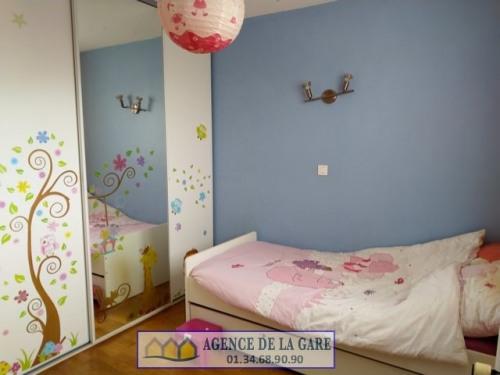 Venta  - pabellón 4 habitaciones - 70,8 m2 - Louvres - Photo