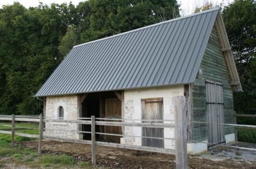 Venta de prestigio  - casa solariega 7 habitaciones - 270 m2 - Le Neubourg - Boxes à chevaux - Photo