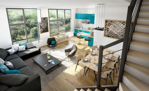 新房出售 - Programme - Stains - Photo