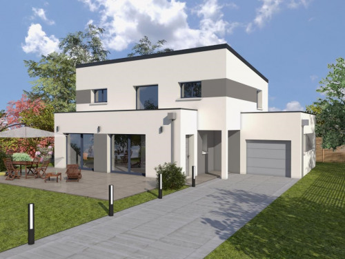 Vente - Terrain - 1000 m2 - Bourges - Photo