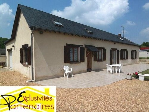 Vente maison / villa Louvilliers en drouais 318000€ - Photo 1