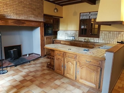 Sale house / villa Formerie 179000€ - Picture 2