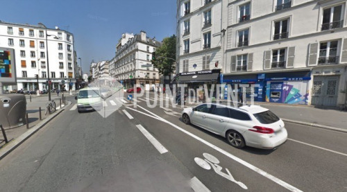 Location - Boutique - 30 m2 - Paris 12ème - Photo