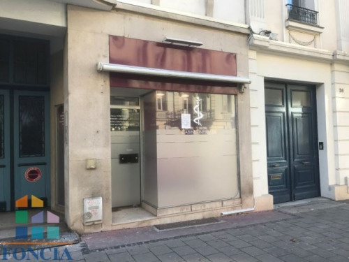 Location - Boutique - 28 m2 - Metz - Photo