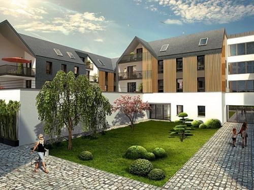 Investimento - Apartamento 3 assoalhadas - 53 m2 - Honfleur - Photo