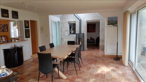 Revenda residencial de prestígio - propriedade 11 assoalhadas - 310 m2 - Fouesnant - Photo