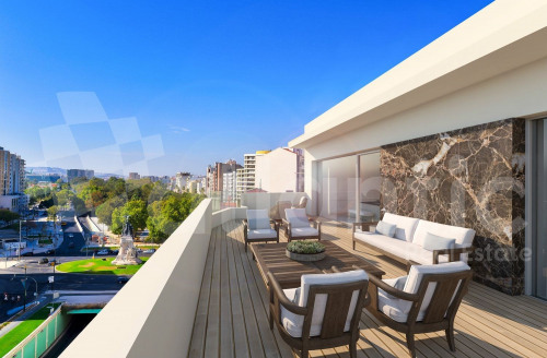 Sale - Apartment 8 rooms - 400 m2 - Alvalade - Photo