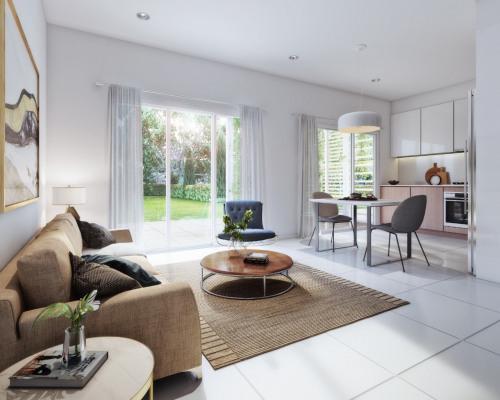 Produit d'investissement - Appartement 2 pièces - 51,1 m2 - Sanary sur Mer - Photo