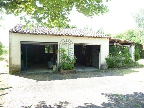 Vente maison / villa 10 mn sud cognac 144450€ - Photo 3