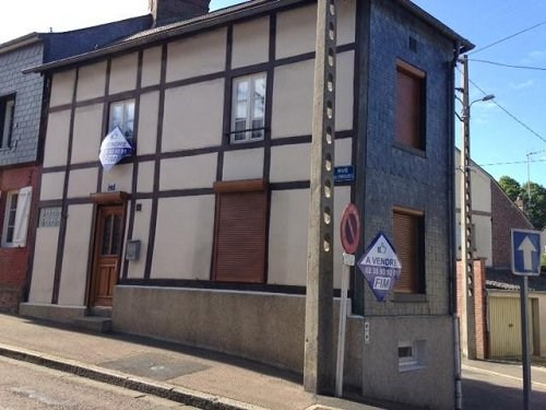 Vente maison / villa Neufchatel en bray 56000€ - Photo 1
