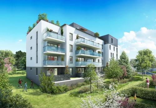Investment property - Apartment 5 rooms - 99 m2 - Saint Priest - Photo