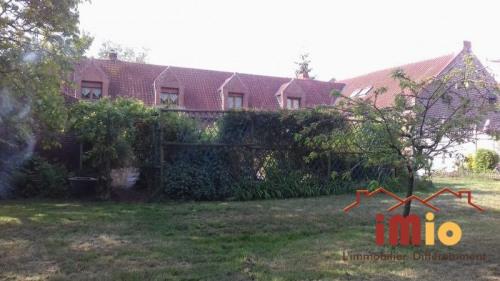 Vente de prestige - Corps de ferme 12 pièces - 276 m2 - Iwuy - Photo