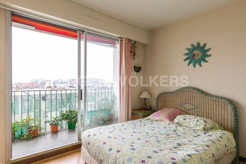 Vente - Appartement 3 pièces - 68 m2 - Paris 14ème - Photo
