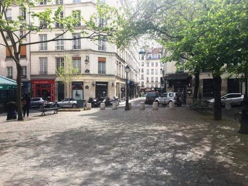 Contrato de compra e venda - Loja - 45 m2 - Paris 4ème - Photo