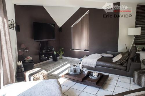 Vente - Maison d'architecte 5 pièces - 170 m2 - Walbourg - Photo
