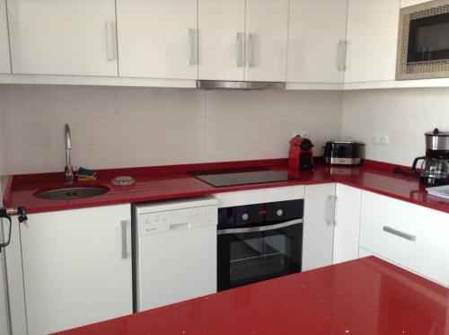 Location temporaire - Appartement 5 pièces - 99 m2 - Torrevieja - Photo