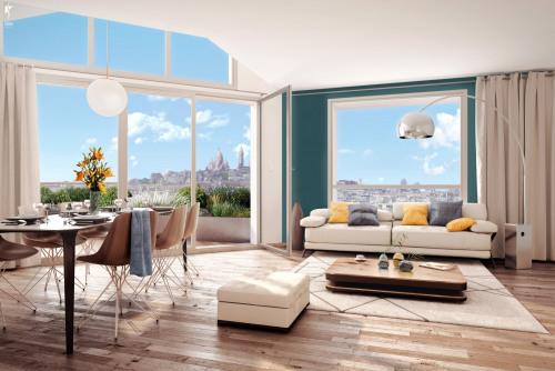 New home sale - Programme - Paris 18ème - Photo