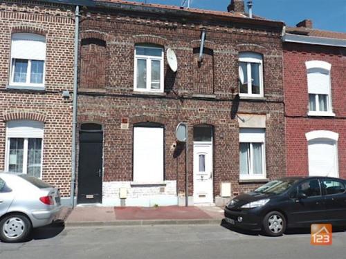 Vente - Maison de ville 5 pièces - 95 m2 - Tourcoing - Photo