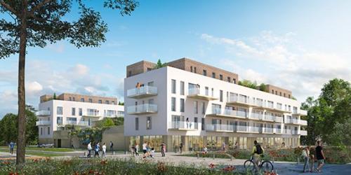Produit d'investissement - Studio - 31 m2 - Monteux - Le Jardin d'Atala - Photo