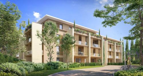 Neue Wohnung - Programme - Aix en Provence - 259 Repentance - Photo