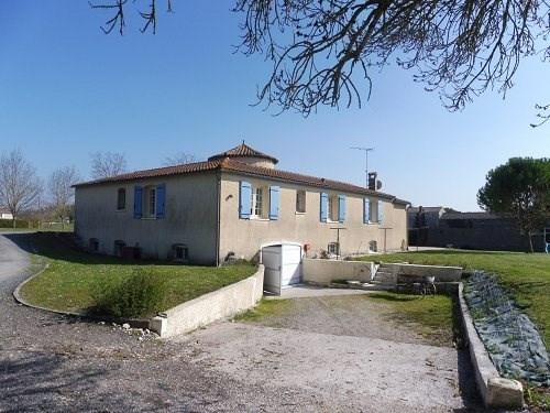 Vente maison / villa 10 mn sud cognac 235400€ - Photo 2