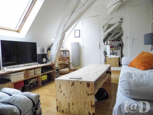 Vente - Duplex 2 pièces - 20 m2 - Villabé - Photo