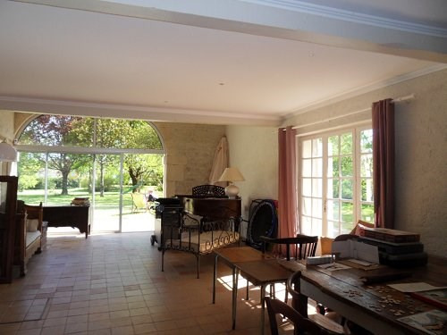 Sale house / villa 10 mn sud cognac 371 000€ - Picture 5