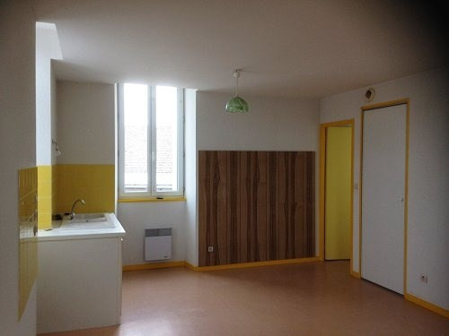Rental apartment Archiac 450€ CC - Picture 2