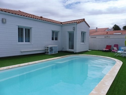 Sale house / villa St palais sur mer 450500€ - Picture 1