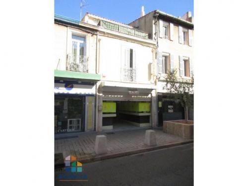 Location - Boutique 2 pièces - 49 m2 - Marignane - Photo