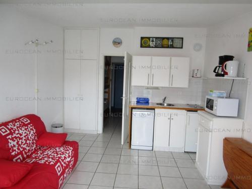 Vacation rental Studio Lacanau Ocean, France - (20 m2) - 243 €