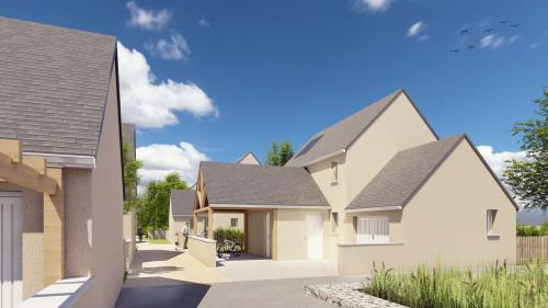 投资产品 - 住宅/别墅 4 间数 - 86 m2 - Vernou sur Brenne - Photo
