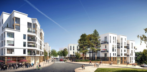 New home sale - Programme - Poissy - 26_26008_prg_phot_26008 - Photo