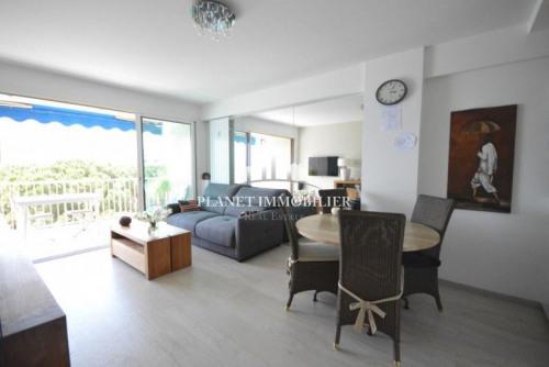 Vente de prestige - Appartement 2 pièces - 57 m2 - Juan les Pins - Photo