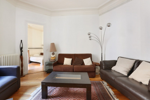 Vente - Appartement 3 pièces - 64 m2 - Paris 7ème - Photo
